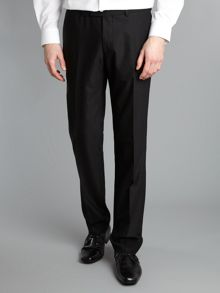 Kenneth Cole Patterson wool stretch suit trouser