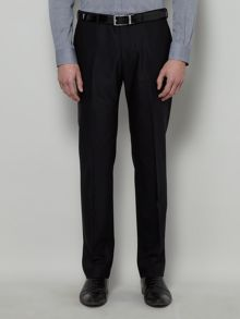 Patterson wool stretch suit trouser