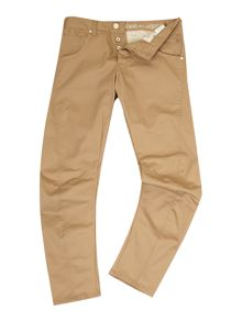 Twisted dale chino trousers