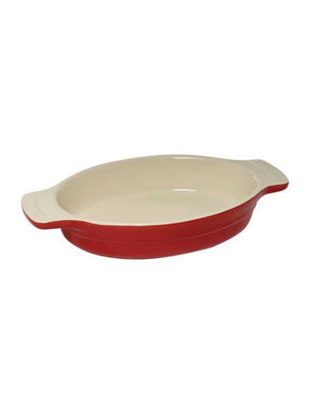 Linea Maison oval baker, red