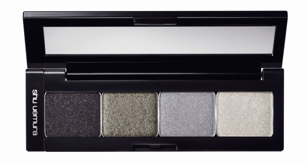 Quad Custom Palette Black