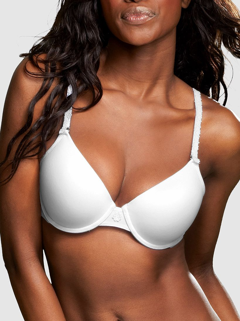 Bodique Smooth seam t-shirt bra, White 159200771 product image