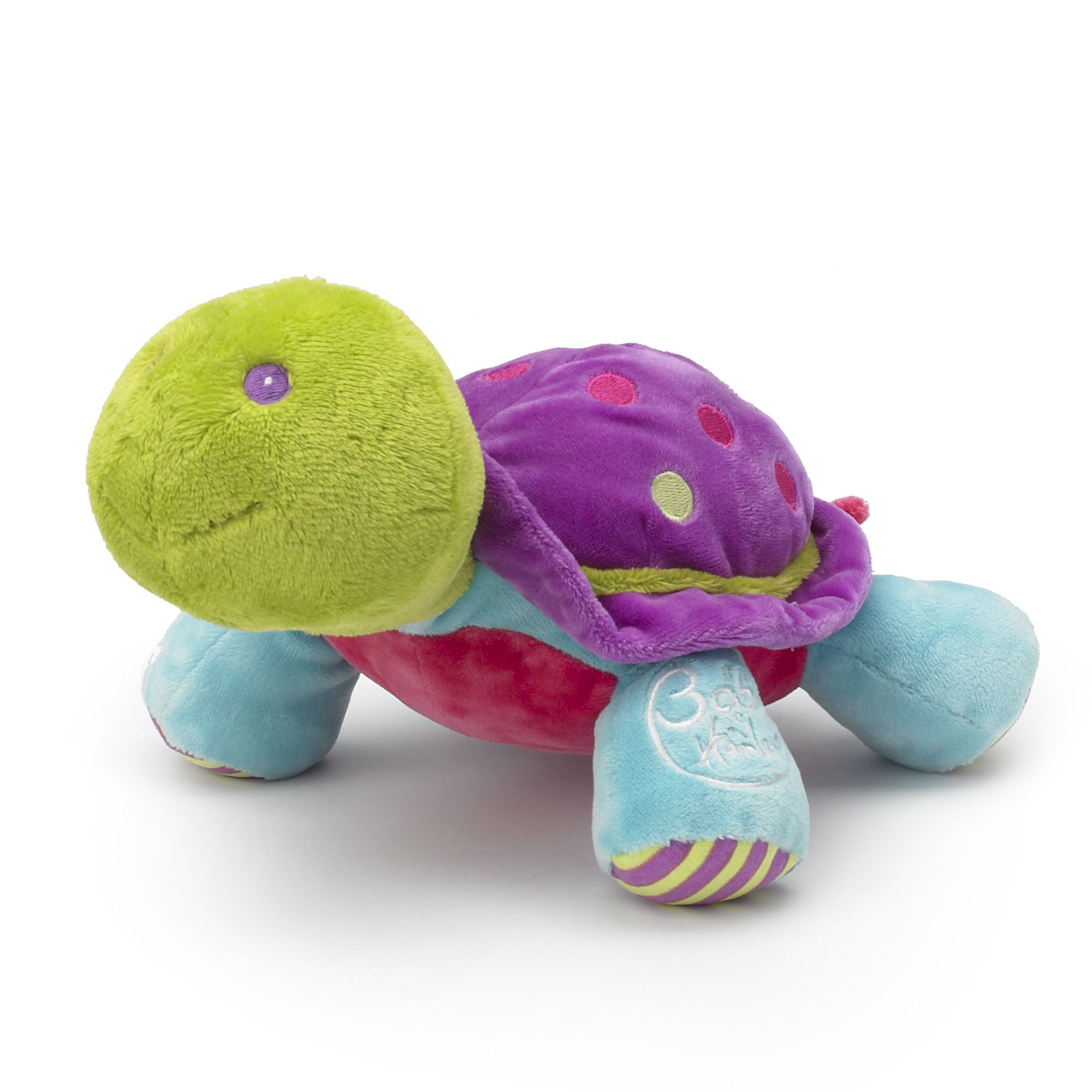 Toddle turtle plush