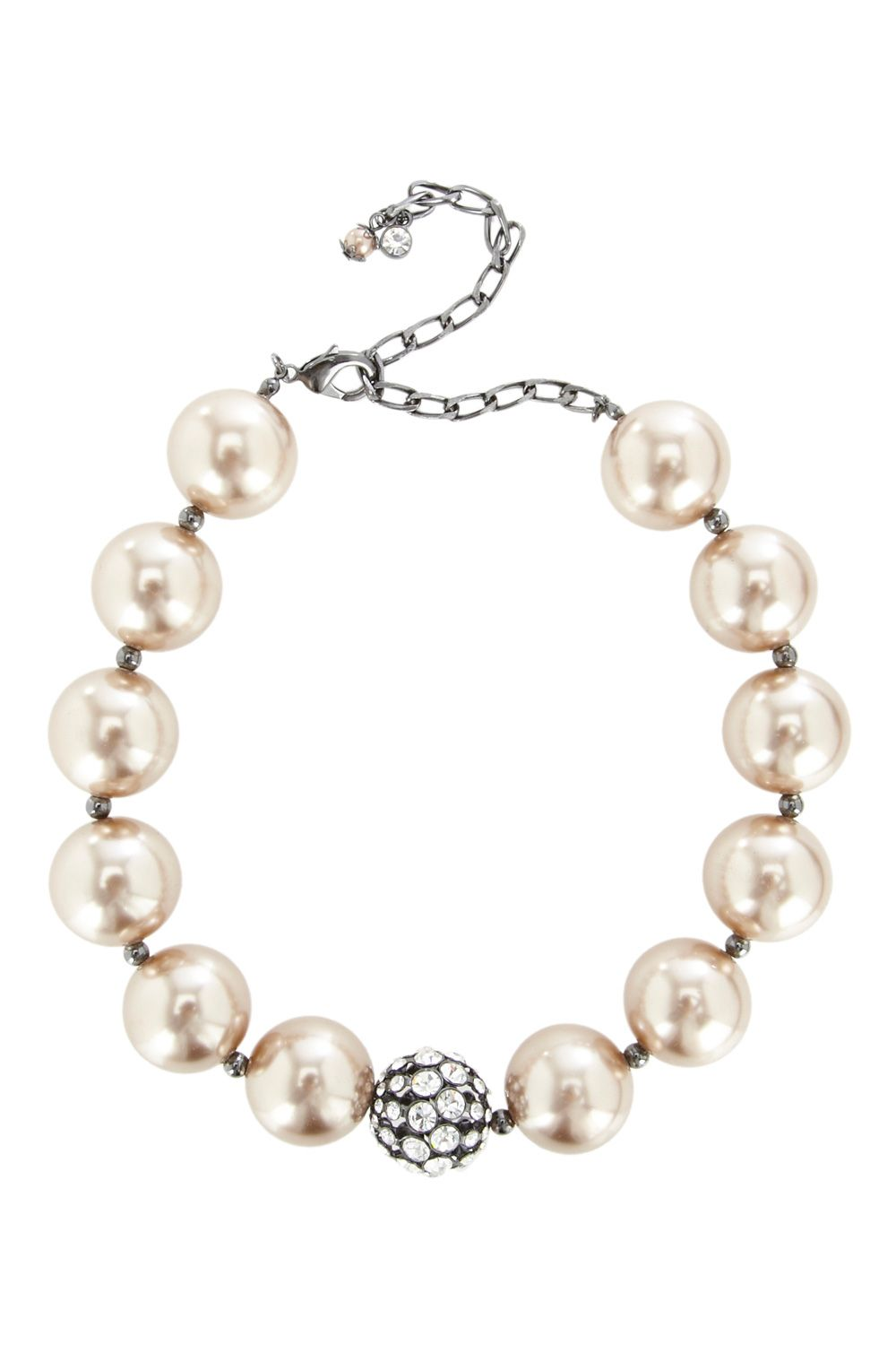 Coast Rachel necklace, Champagne