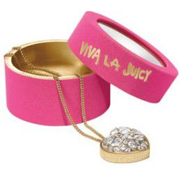Juicy Couture Viva Luxe Solid Perfume Necklace