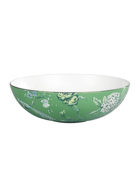 Wedgwood J.conran platinum chinoiserie serving bowl