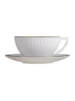 Jasper conran pin stripe teacup s/s
