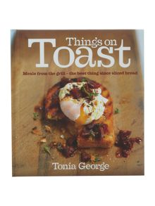 Things on Toast Recipe Book