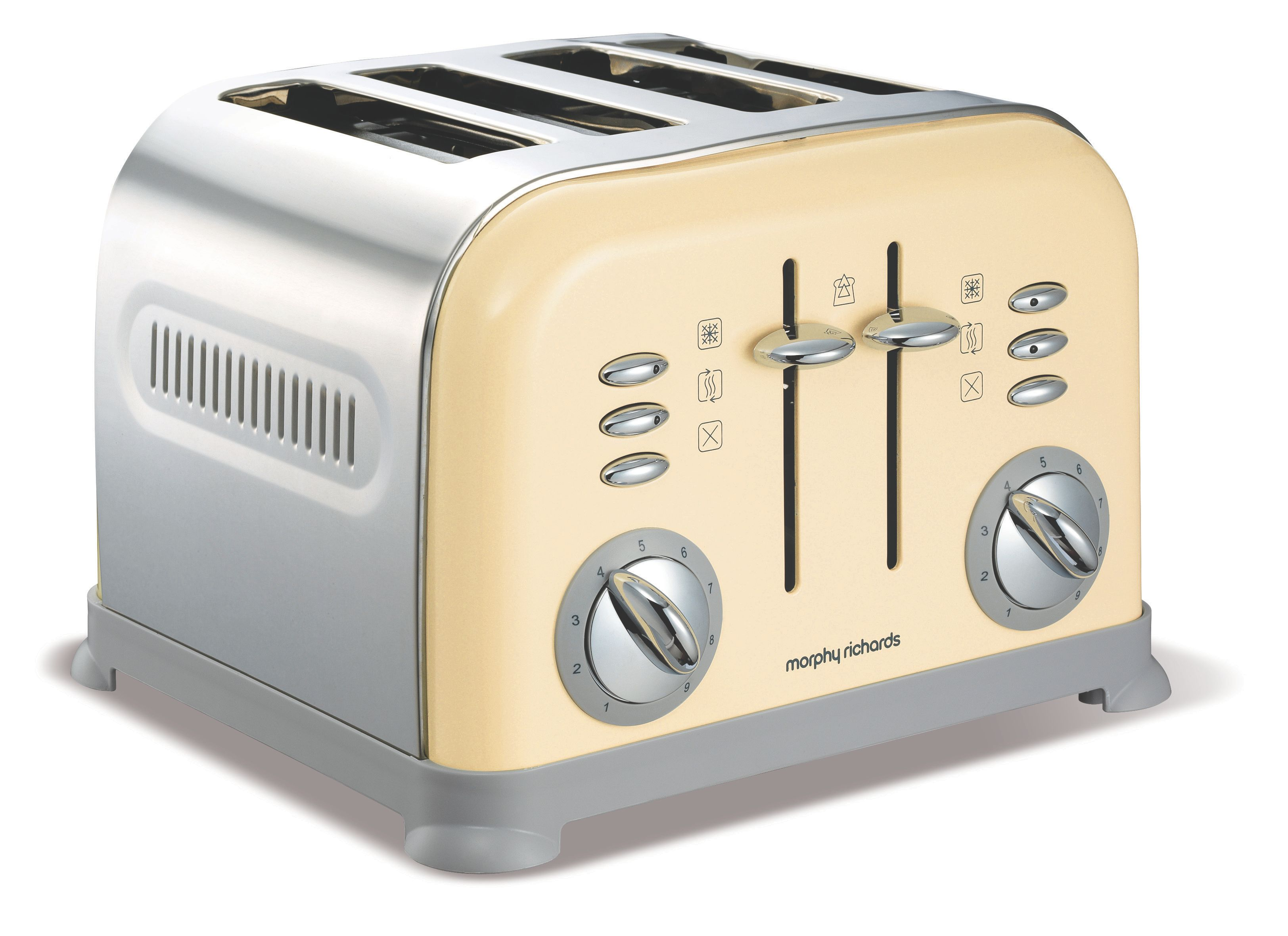 Accents 4-Slice Cream Toaster 44038