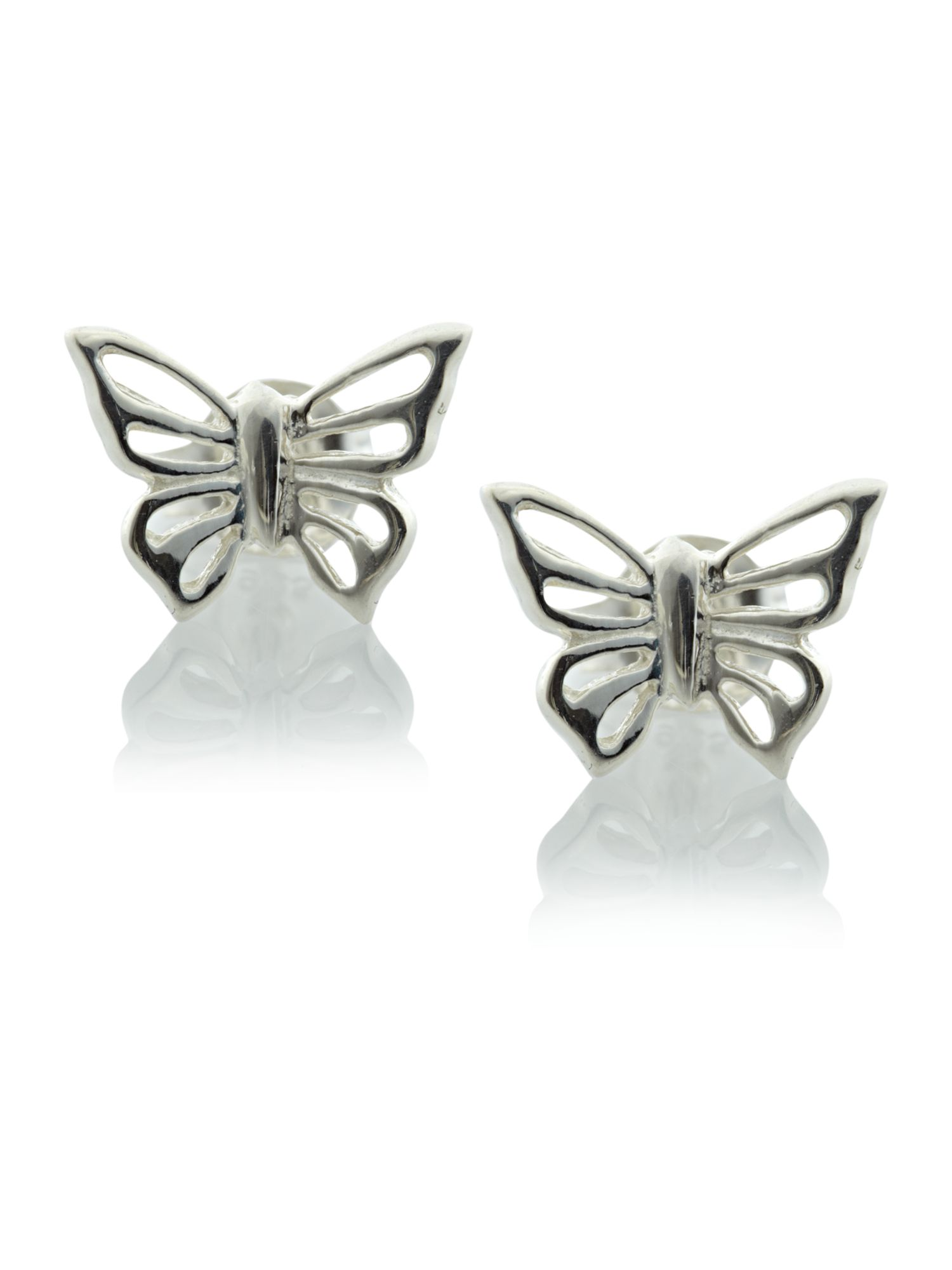 Dew Womens Dew Sterling Silver Womens Butterfly product image