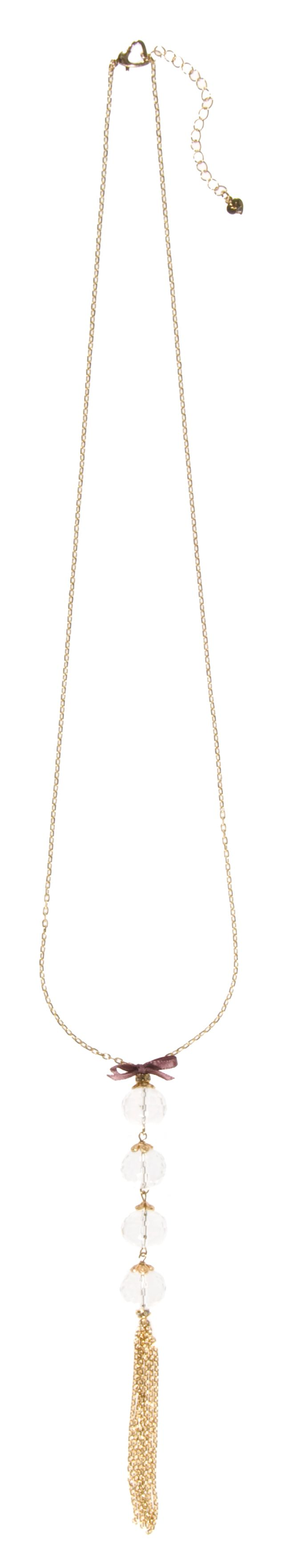 Martine Wester Lariat Necklace
