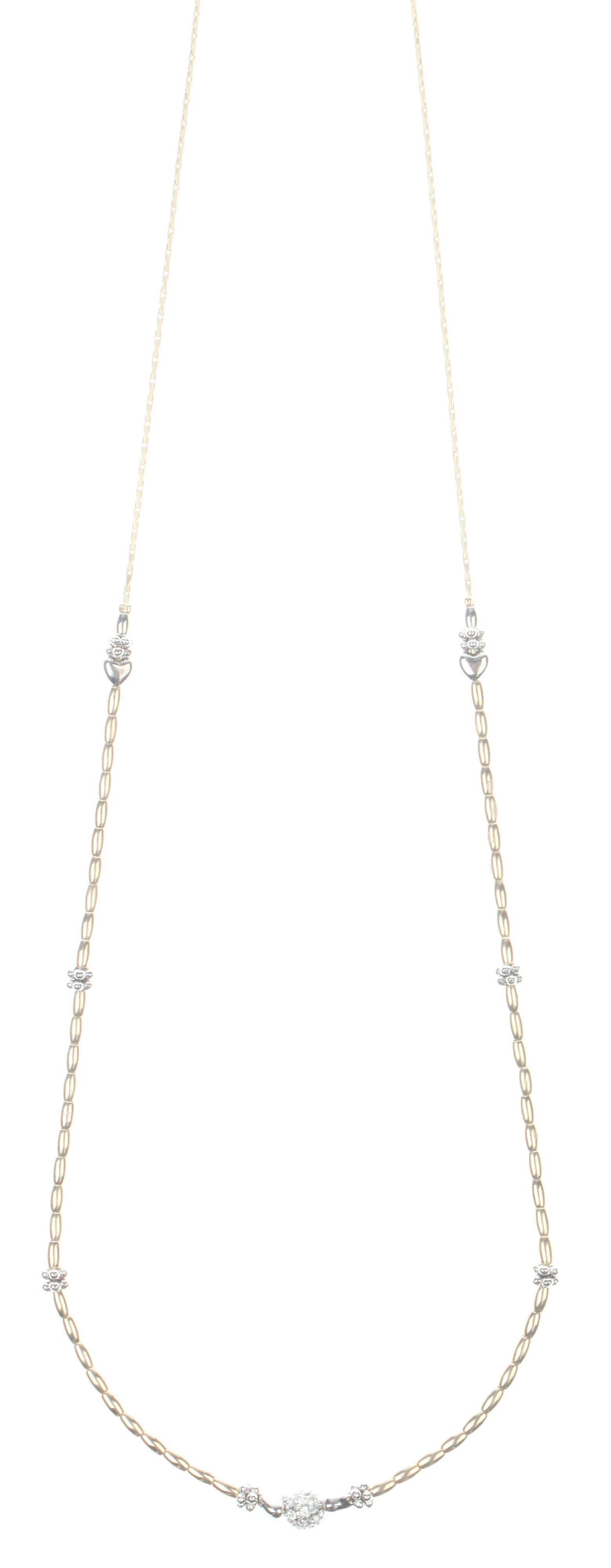Martine Wester Beaded Necklace