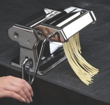 Italian Collection double cutter pasta machine