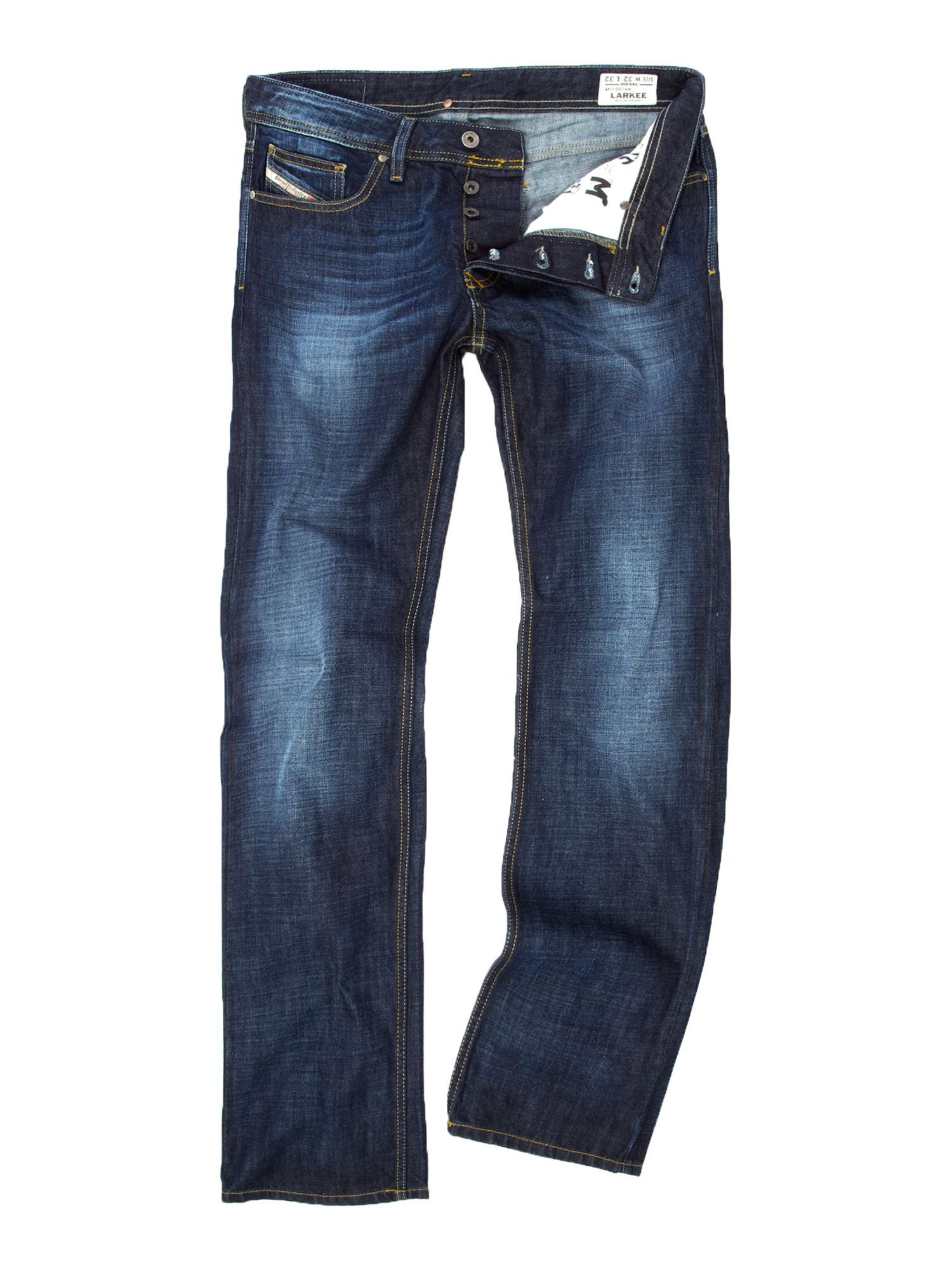 Larkee 74W regular straight fit jeans