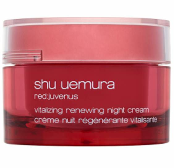 Red Juvenus Vitalizing Renewing Night Cream
