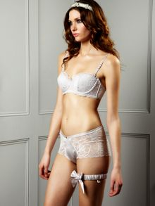 Rose of persia garter