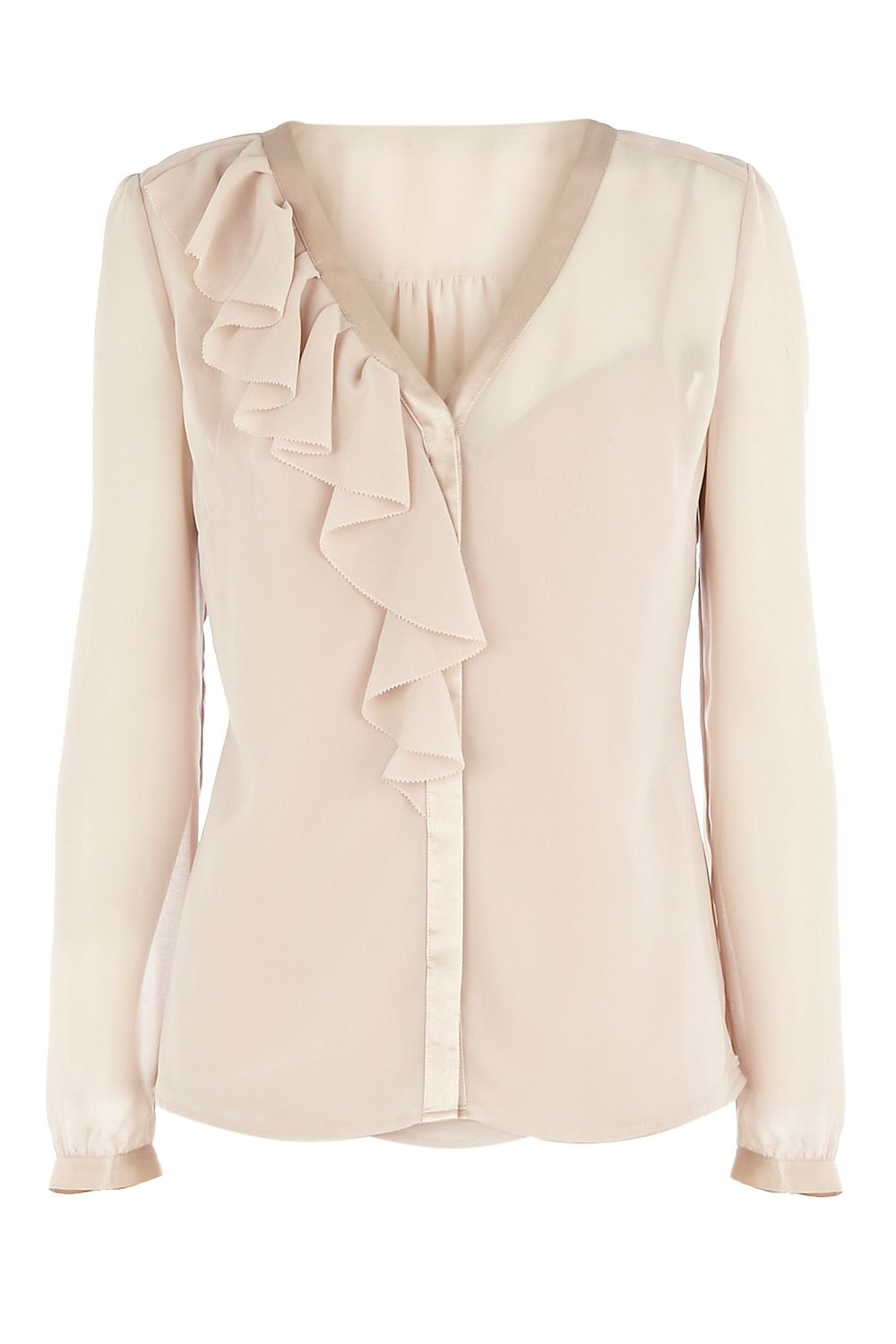 Coast Womens Coast Rachel blouse, Biscuit 160319088 product image