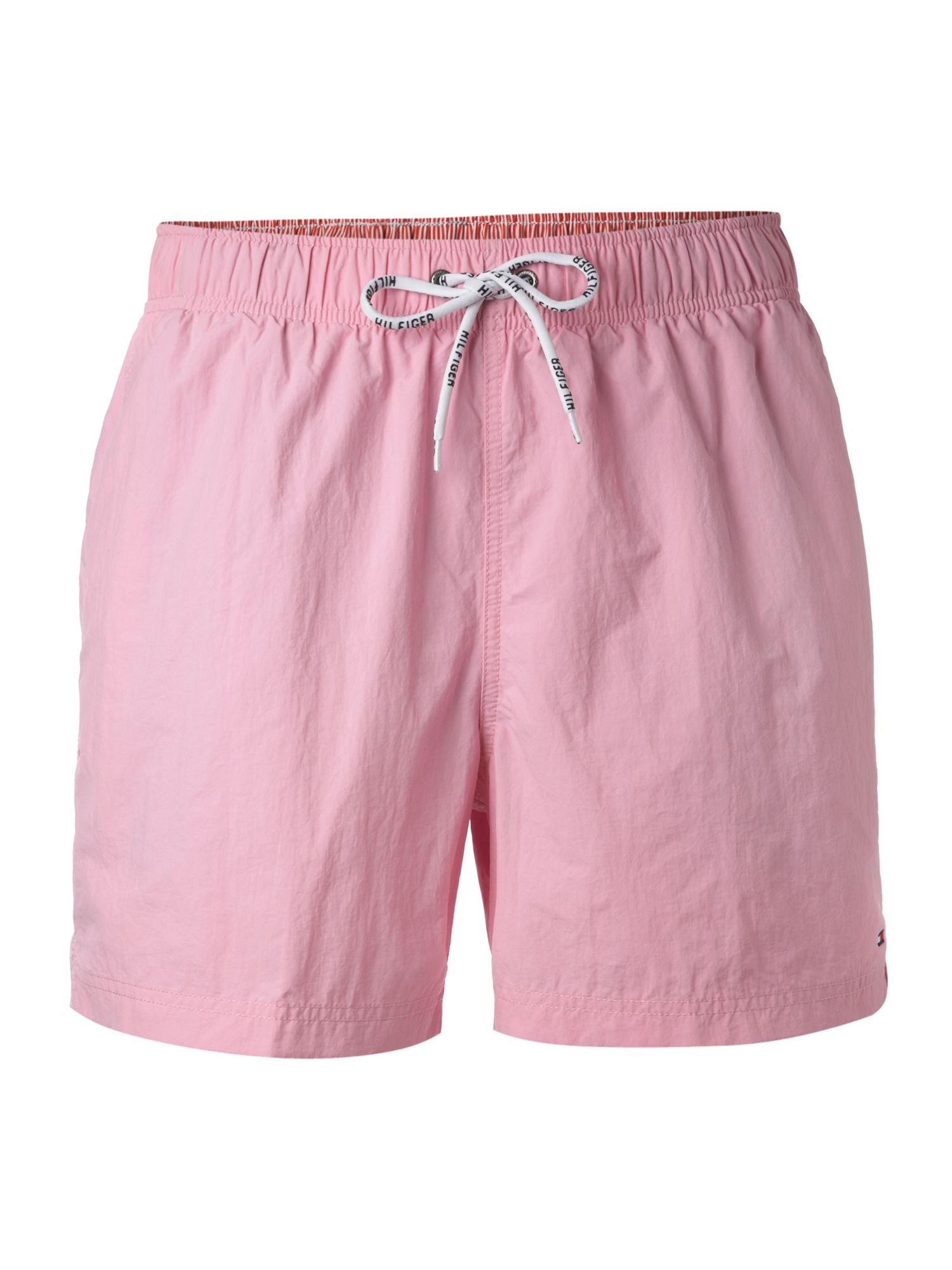 Block colour swim short