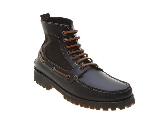 Maddox leather boot