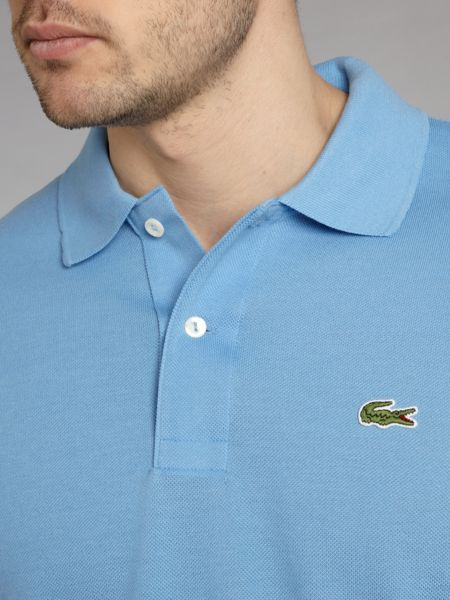 Lacoste Classic fitted polo shirt