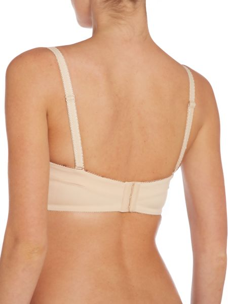 Freya Deco underwired strapless moulded bra