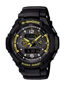 G-Shock G-Shock GW-3500B-1AER black sports mens watch