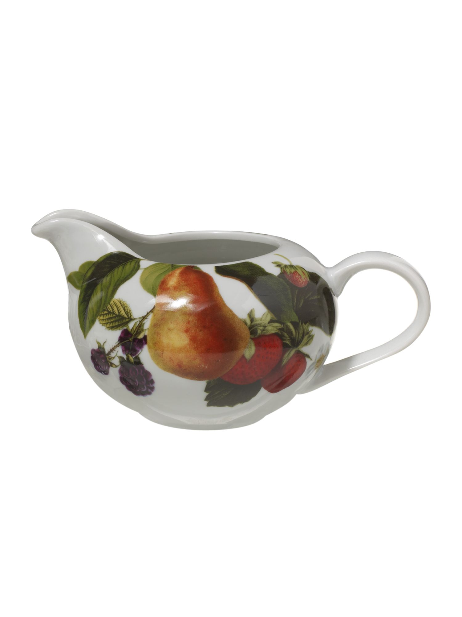 Botanical fruits creamer