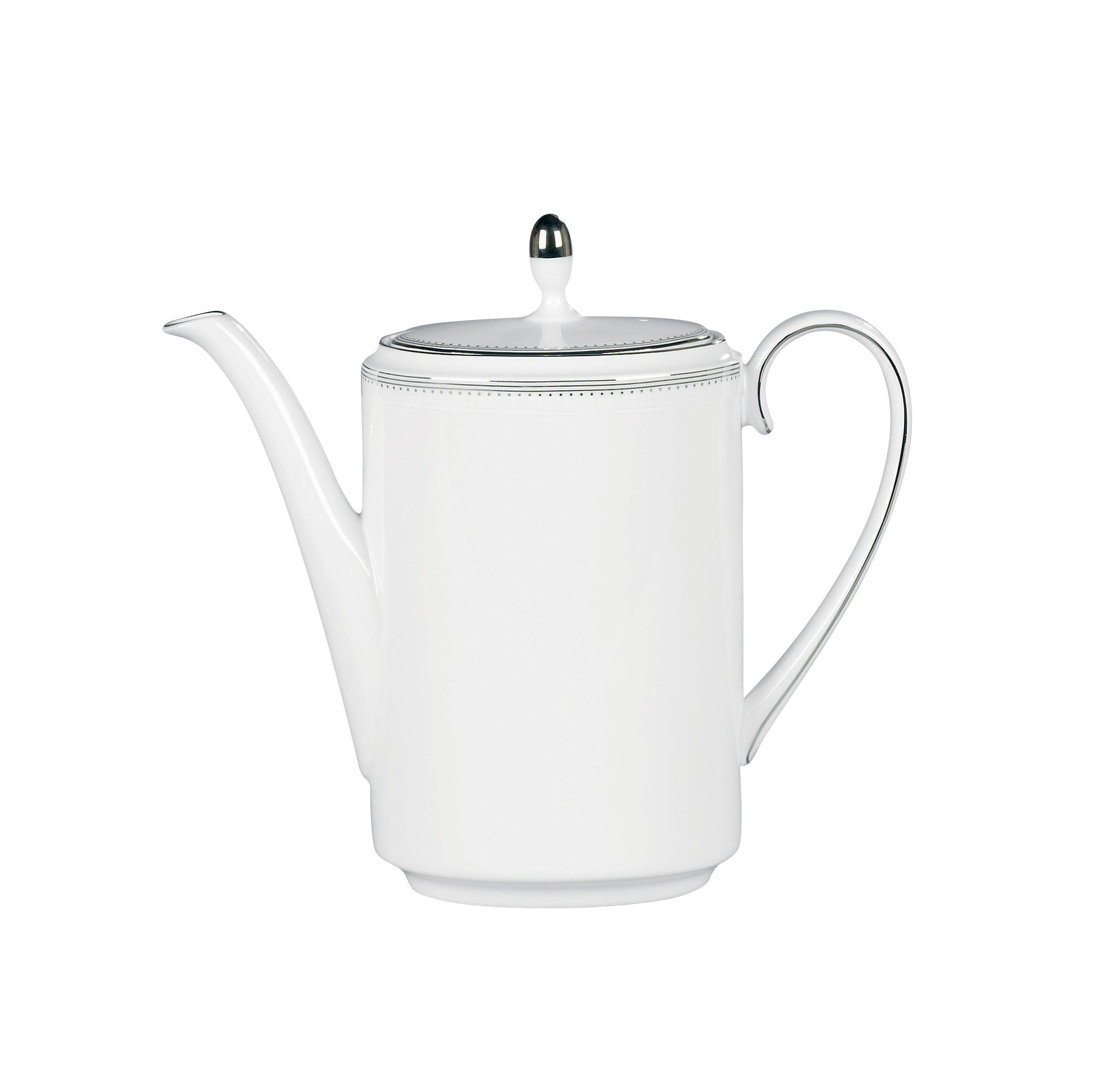 Grosgrain coffee pot