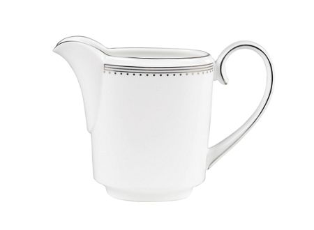 Wedgwood Grosgrain cream jug