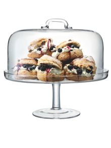 Serve Cakestand & Dome 32cm