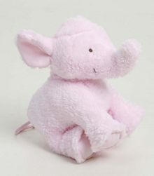 Cuddly Elephant Toy