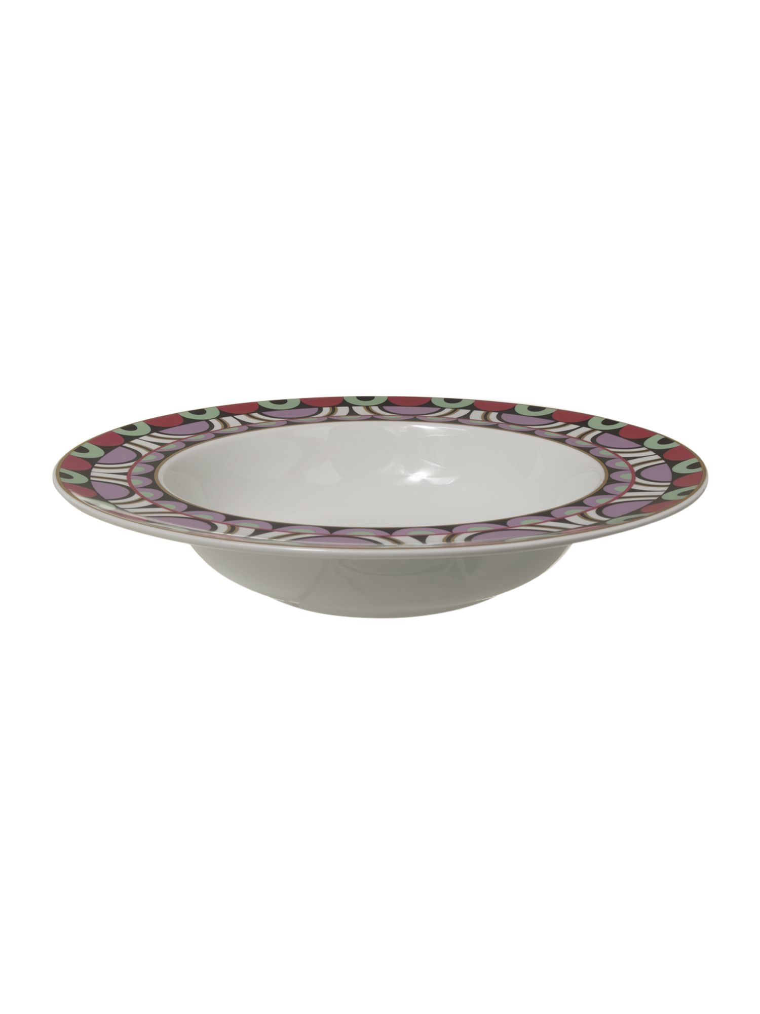Persia Jewels serving bowl