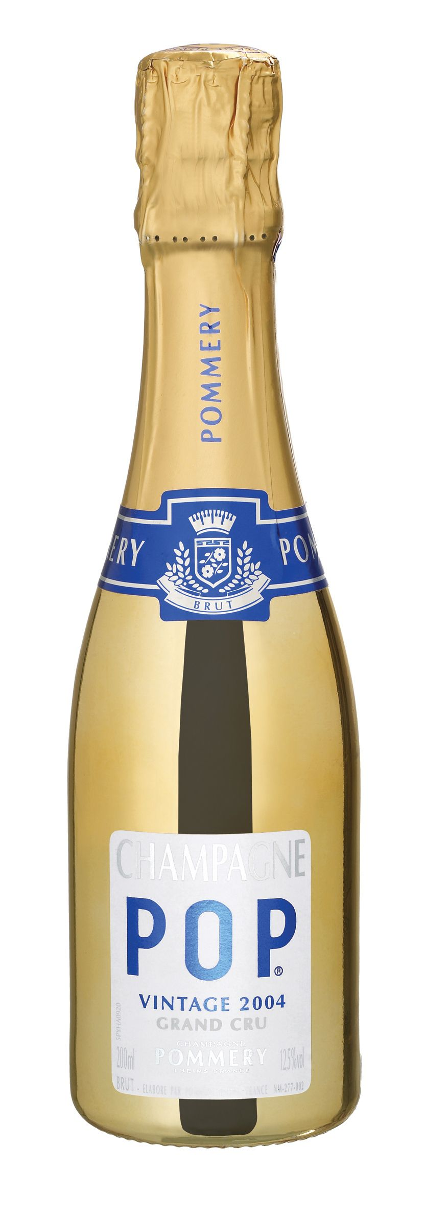 Pommery, Pop Gold, Disco, 2004, 20cl