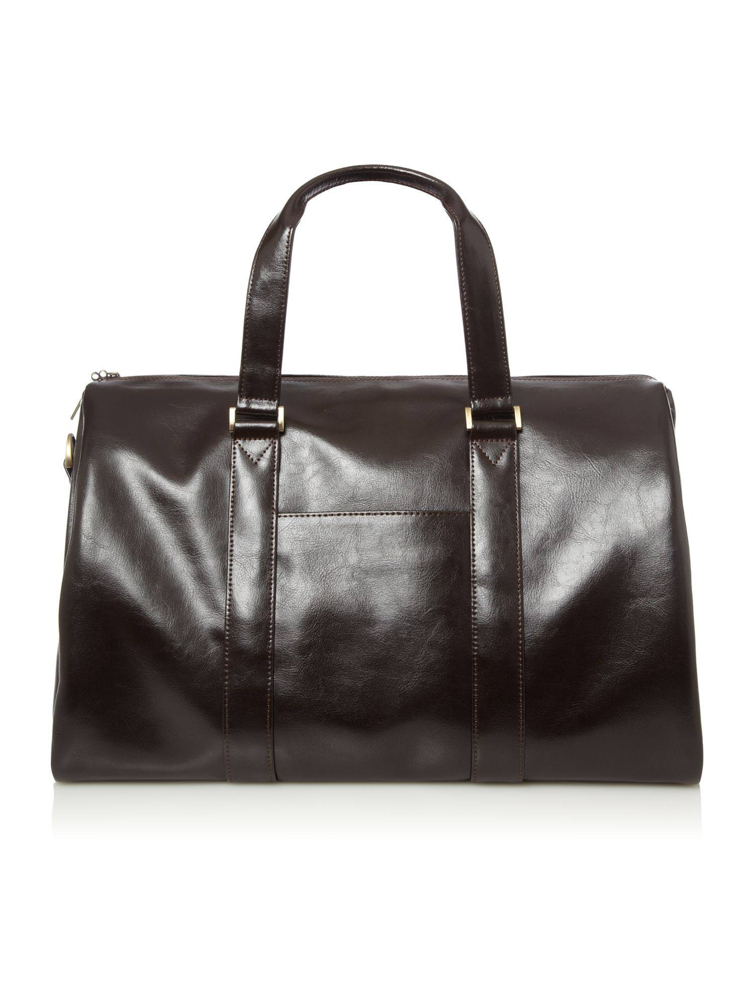 Linea brown medium holdall