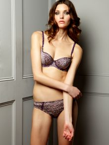 Out of africa padded bra