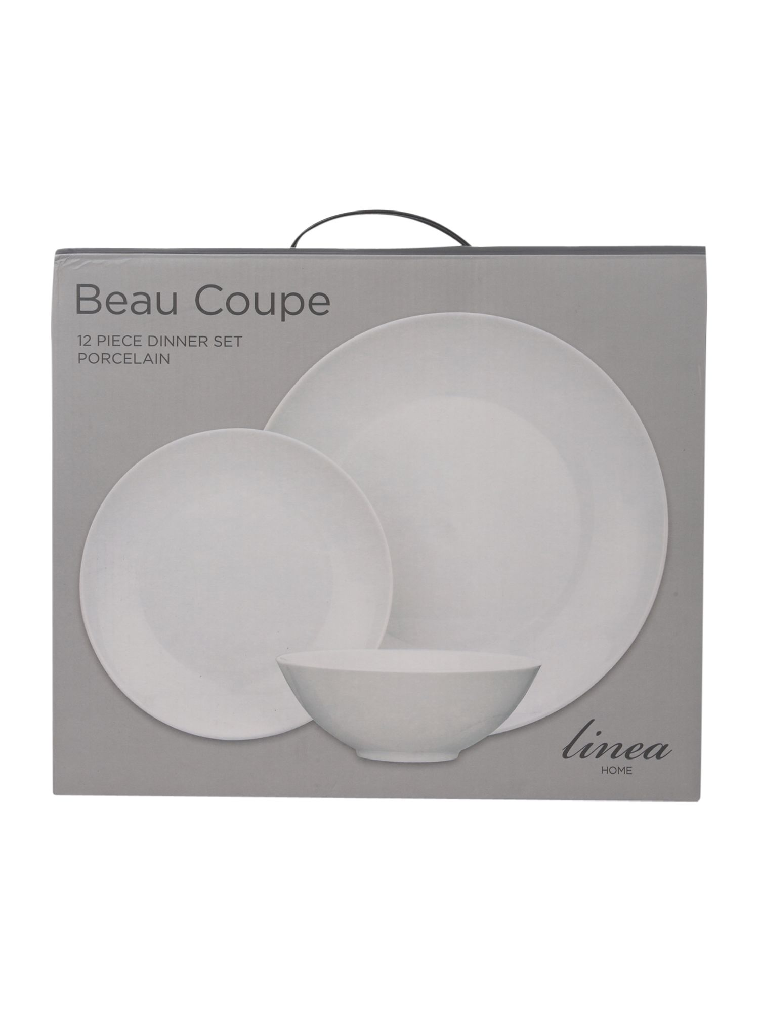 Beau coupe 12 piece set