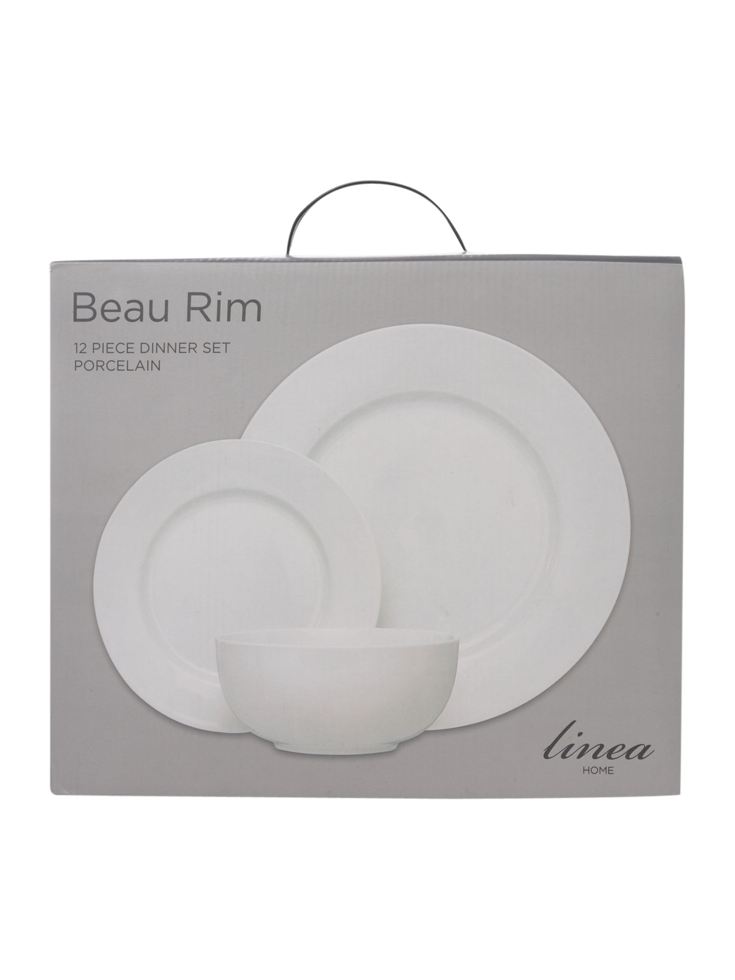 Beau 12 piece dinner set
