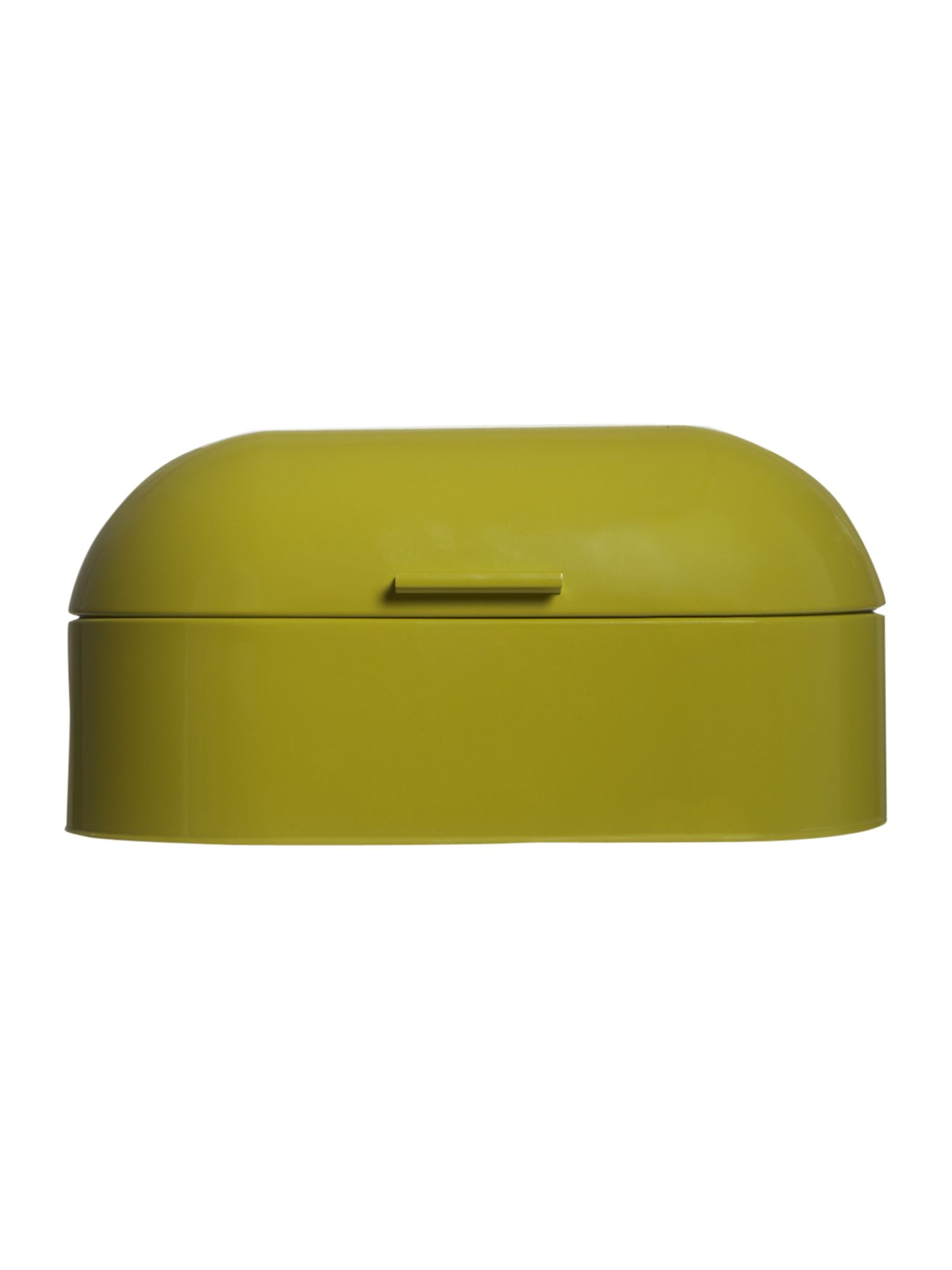 Brights Bread bin, lime