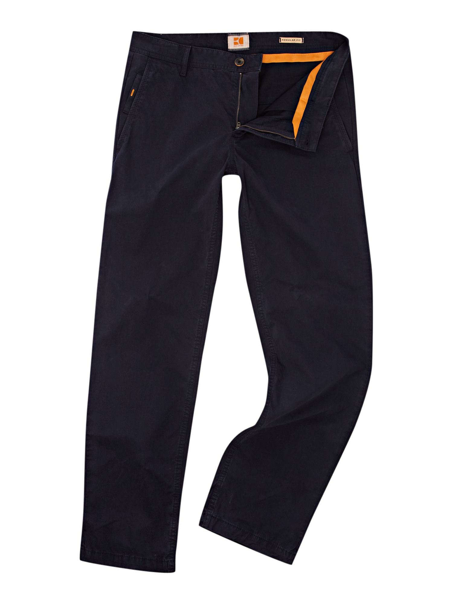 Schino regular fit chino trousers