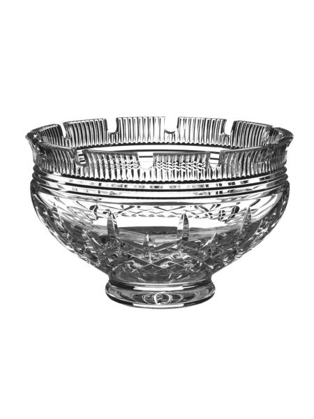 Waterford Lismore castle bowl