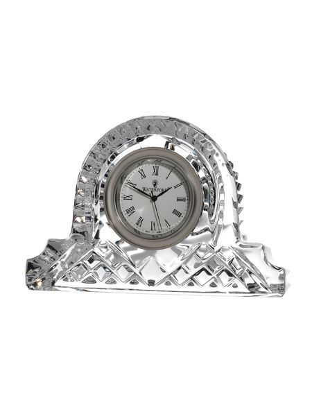 Waterford Lismore 12cm clock