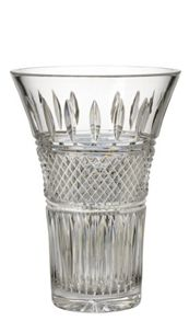 Waterford Irish lace 27cm vase