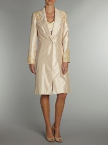 Lina long jacket and dress
