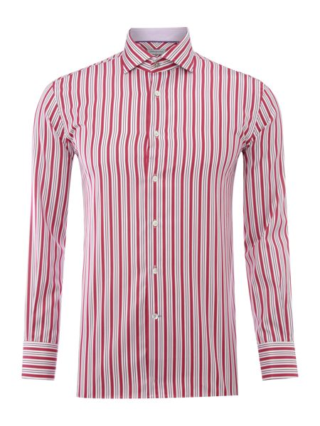 Without Prejudice Long sleeve striped shirt