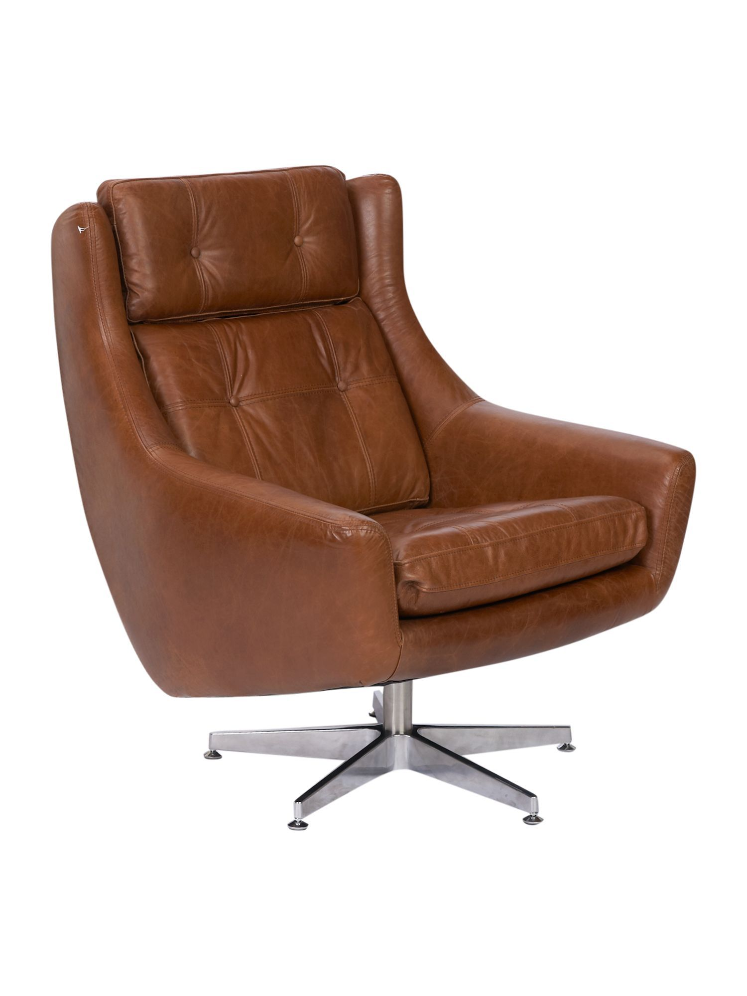 Idaho Swivel Accent Chair