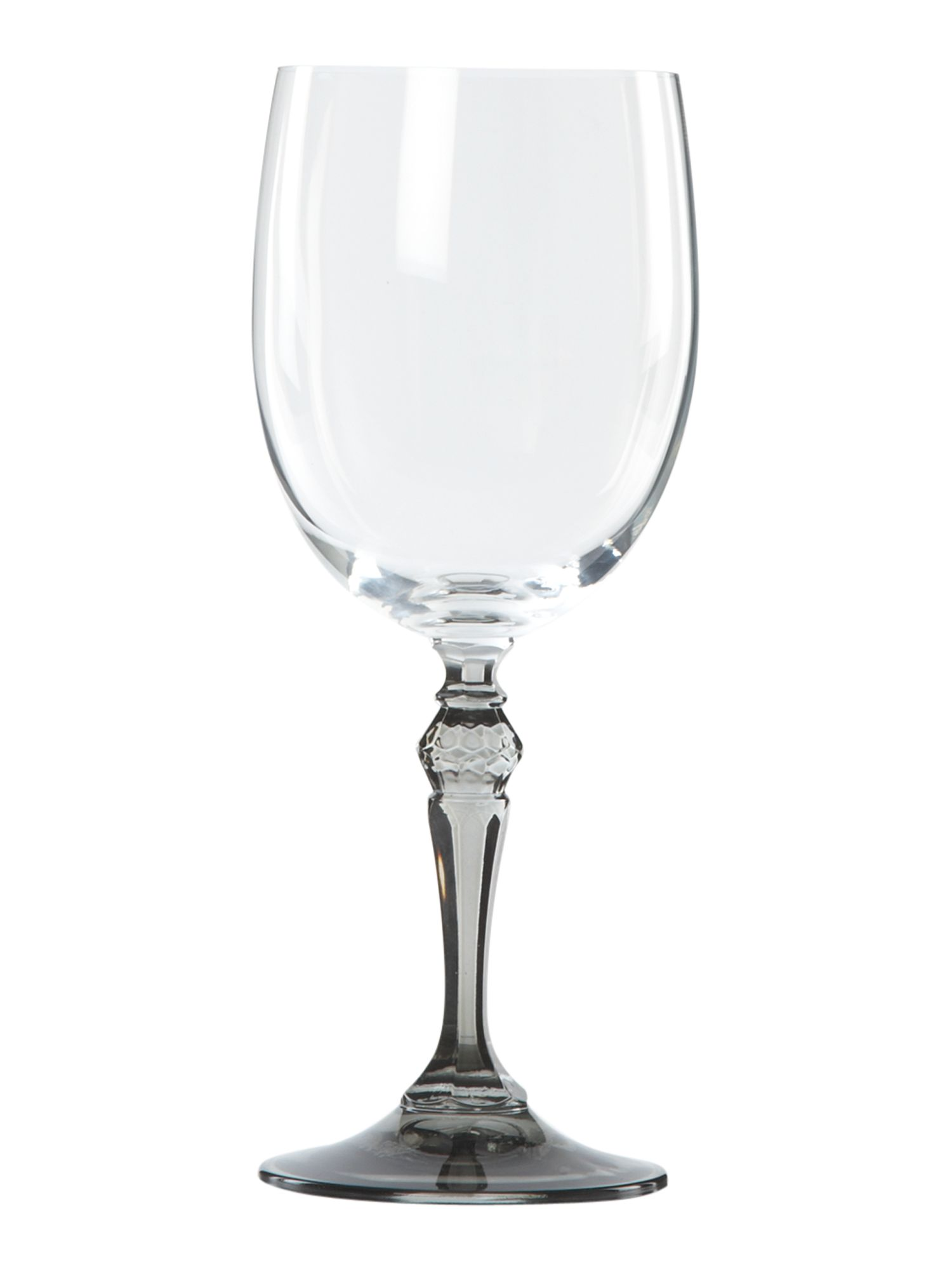 Annabelle wine glass grey