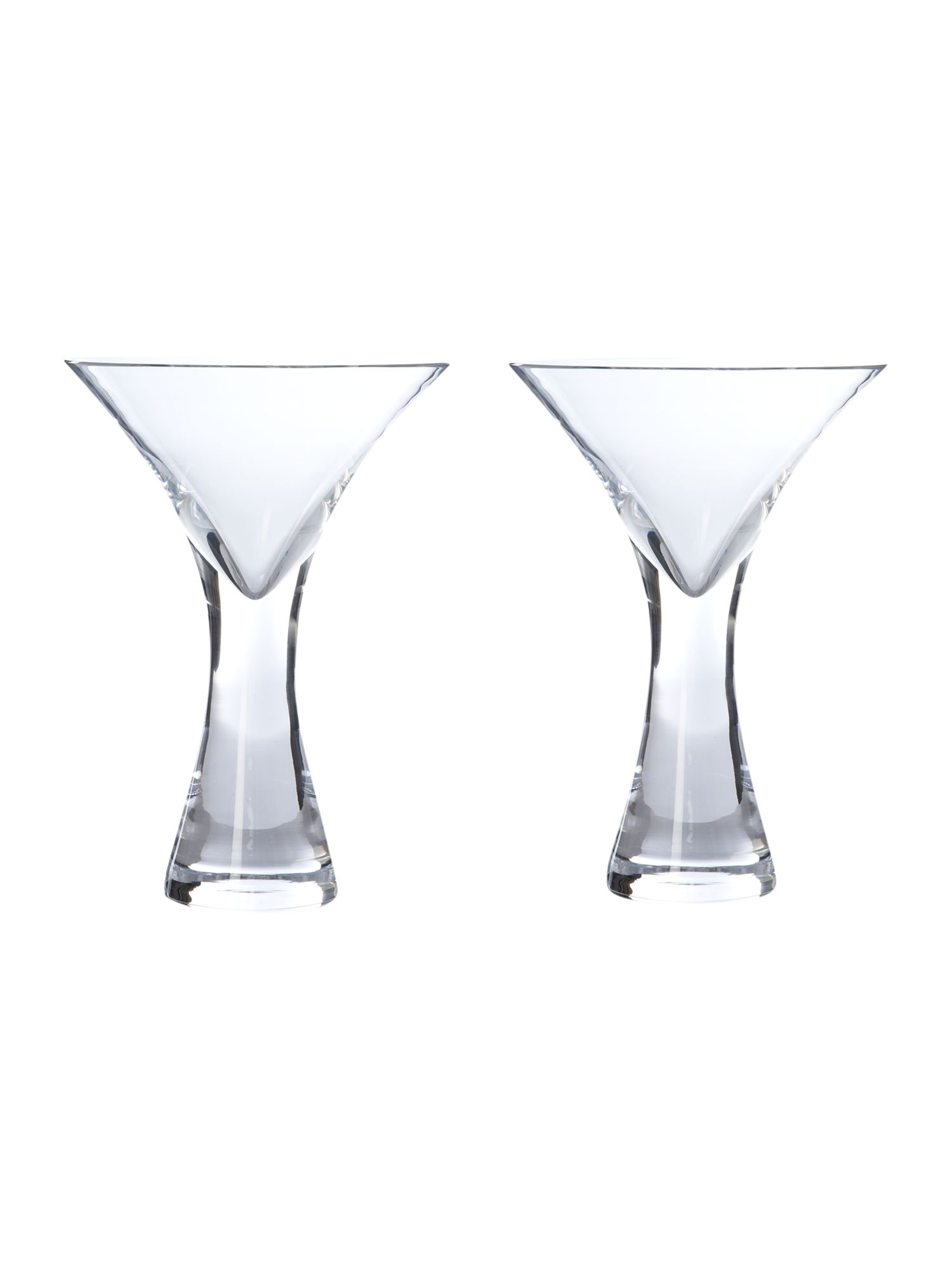 Moya cocktail glass box of 2