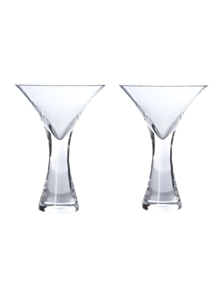 LSA Moya cocktail glass box of 2