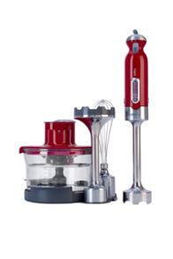 TriBlade Red Hand Blender HB891