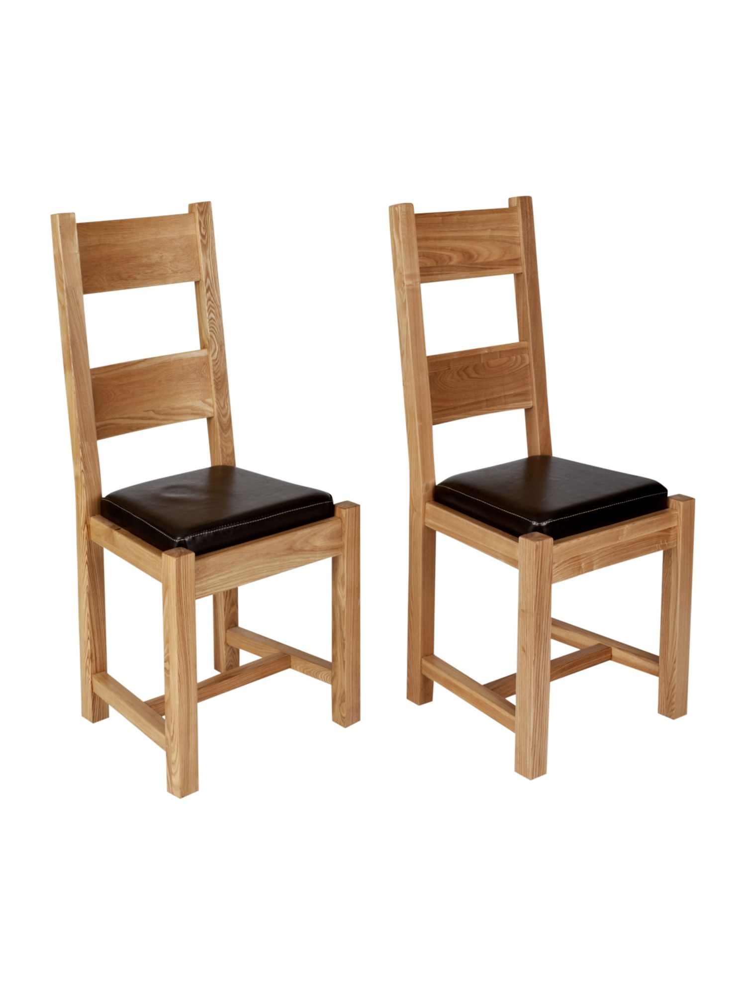 Columbia Plum Dining Chair Pair